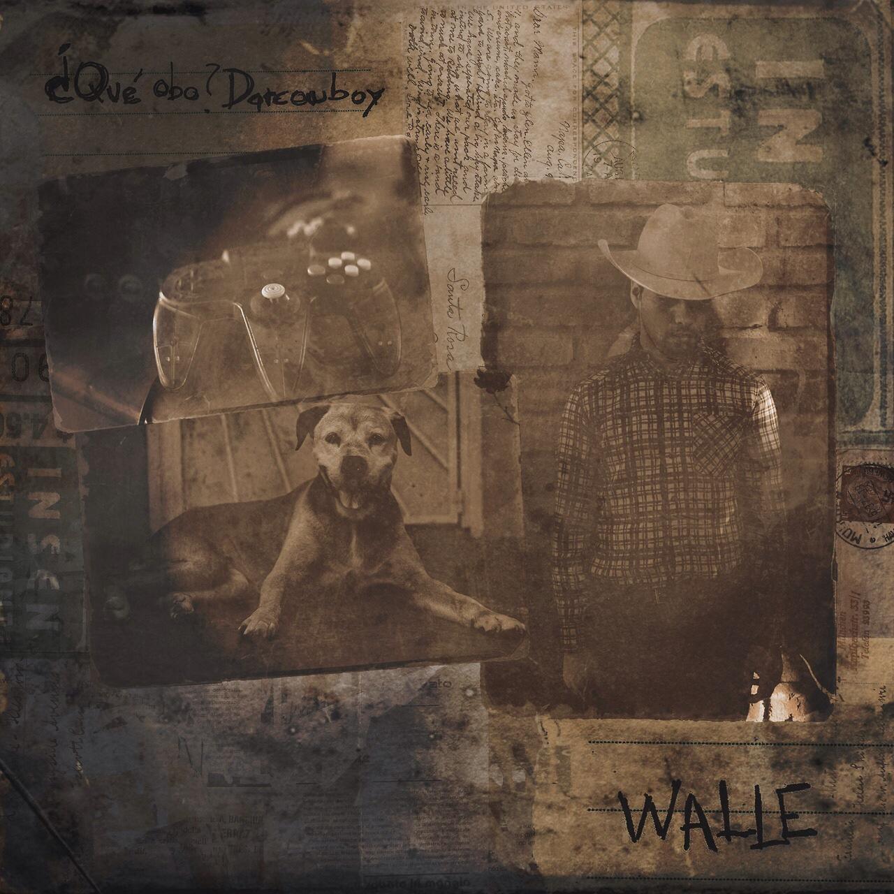WALLE – ¿Qué Obo? Darcowboy LP … ESN022