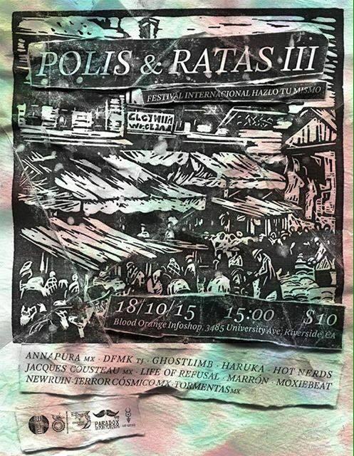 PolisyRatas Festival-Riverside