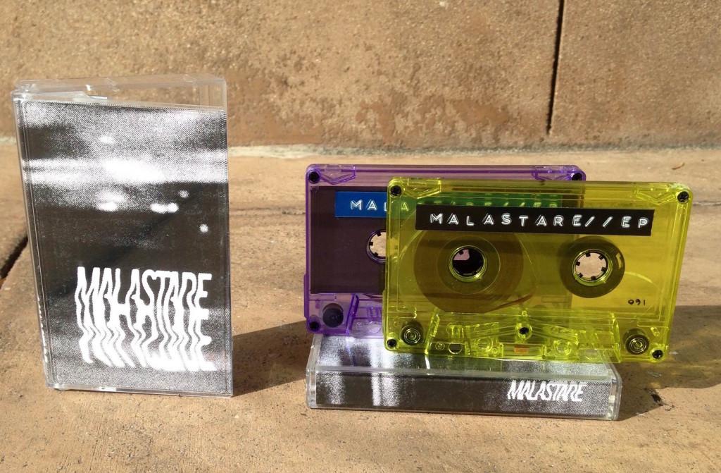 malastare - cassette - ep
