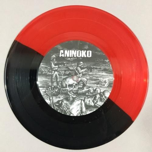 """ANINOKO / NAMATAY SA INGAY – Split – 7"""" EP / ESN032"""